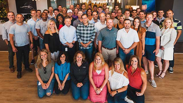Americas Sales, Sales Enablement and Sales Operations Team