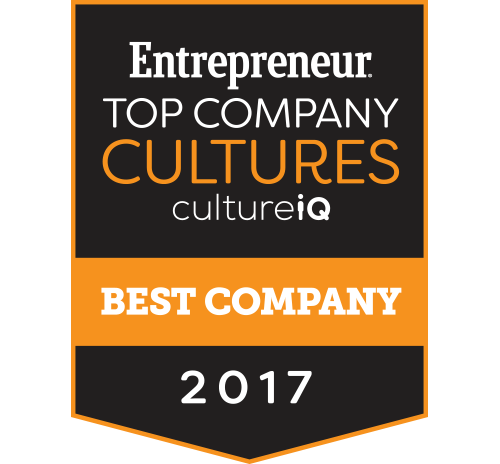 Entrepreneur Top Company Cultures Best Company 2017