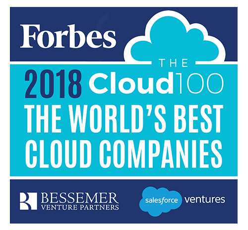 Forbes Cloud 100 - The World's Best Cloud Companies 2018
