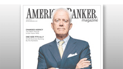 American Banker Magazine cover