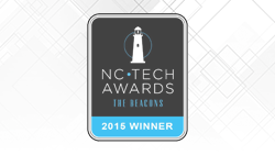 NC Tech Awards 2015 Winner