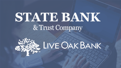 State Bank & Trust Co. Live Oak Bank