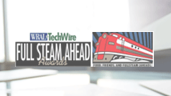 WRAL TechWire Full Steam Ahead Awards