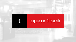 Square 1 Bank logo