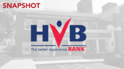 Huntingdon Valley Bank Snapshot